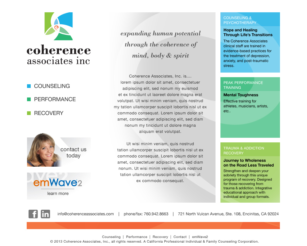 Coherence Associates, Inc